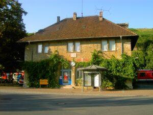 Bahnhof Markelsheim