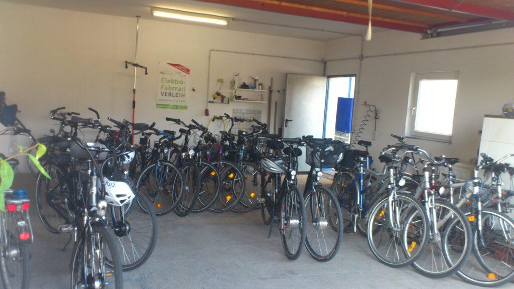 Fahrradgarage 3
