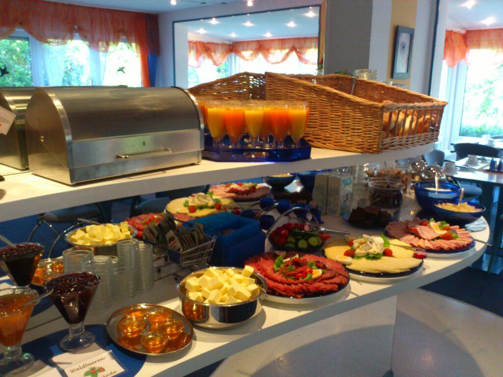 Frühstücksraum für Ferienwohnung