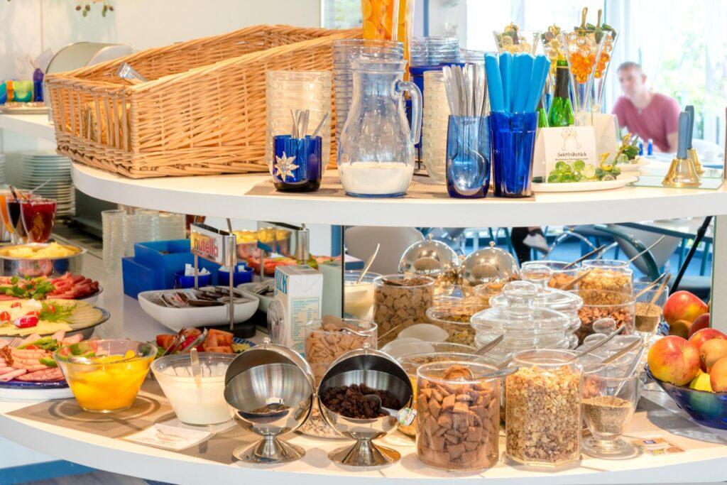 Frühstücksraum Bild 6